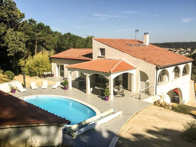 Verkoop  huis Bagnols sur ceze 485000€ - Foto 1