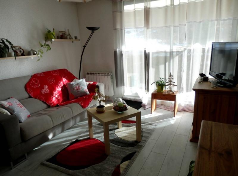 Investment property apartment Les carroz 167000€ - Picture 1