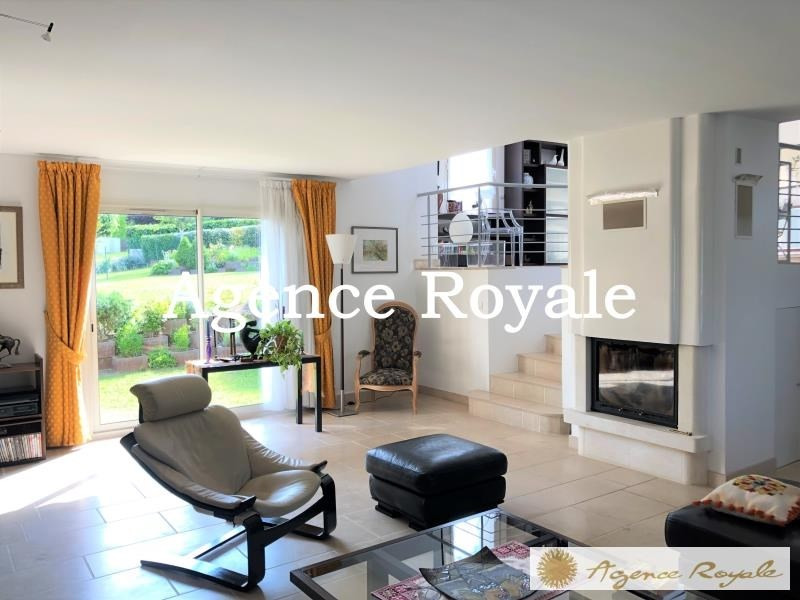 Deluxe sale house / villa Fourqueux 1 442 000€ - Picture 5