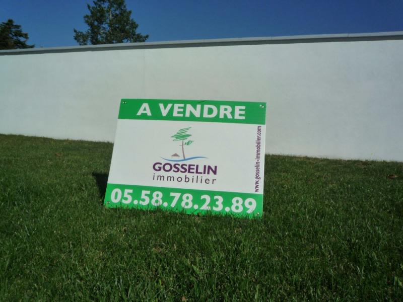 Vente terrain Parentis en born 81000€ - Photo 1