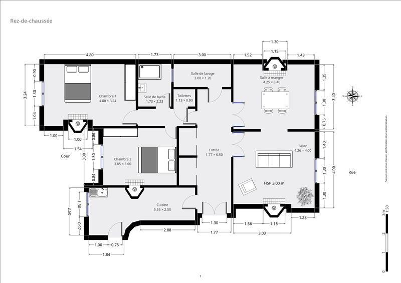 出售 公寓 Paris 15ème 897000€ - 照片 9
