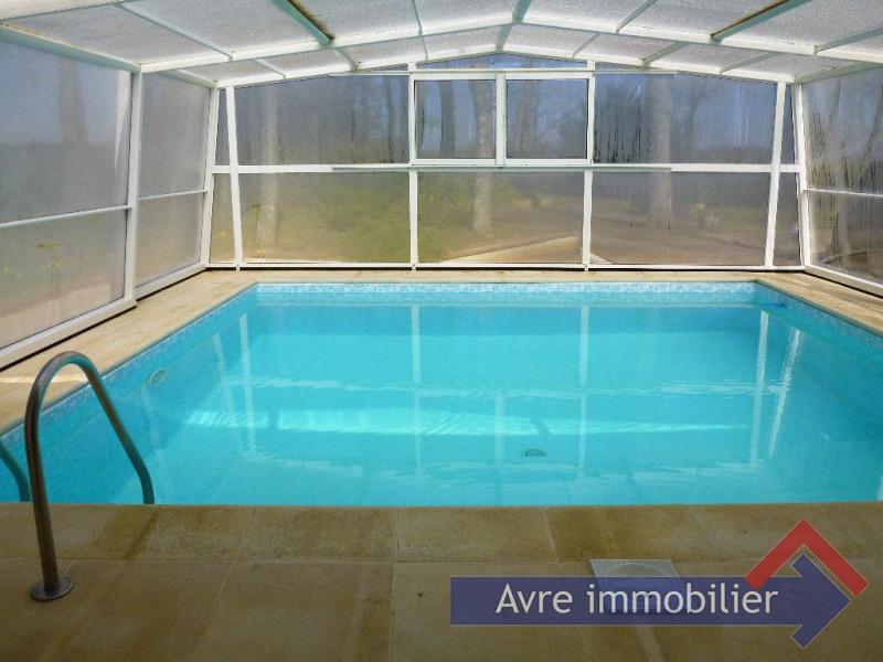 Sale house / villa Verneuil d'avre et d'iton 209500€ - Picture 3