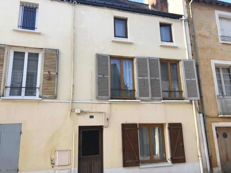 Rental apartment Dourdan 520€ CC - Picture 1