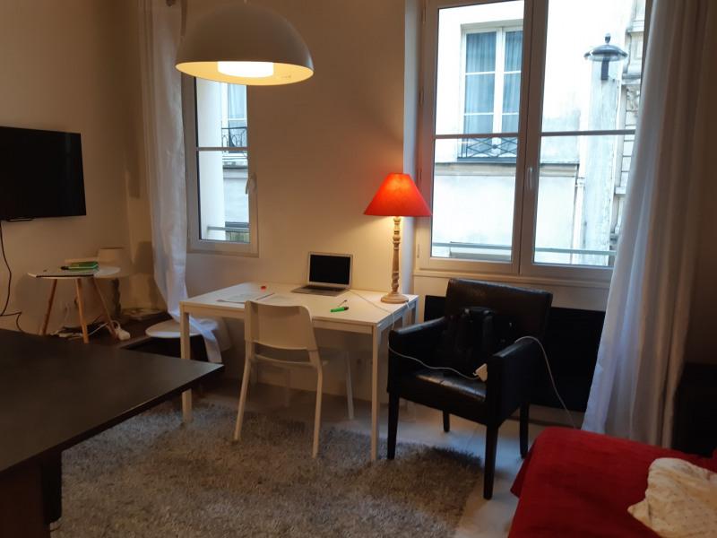 Rental apartment Paris 6ème 1500€ CC - Picture 1