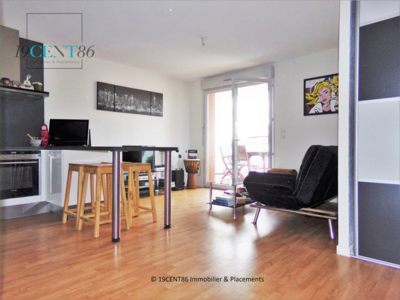 Venta  apartamento Lyon 8ème 177000€ - Fotografía 2