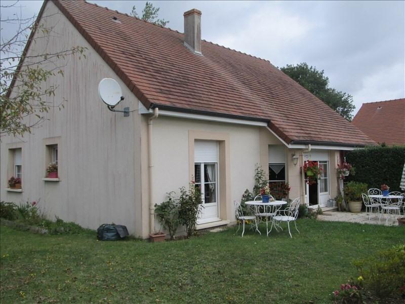 Location maison / villa Conches en ouche 746€ CC - Photo 1