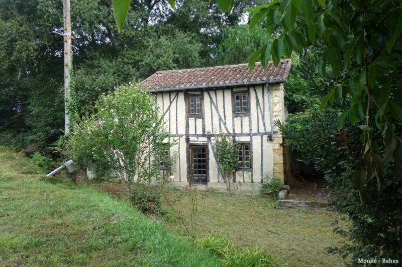 Vente maison / villa Eugenie les bains 53000€ - Photo 2