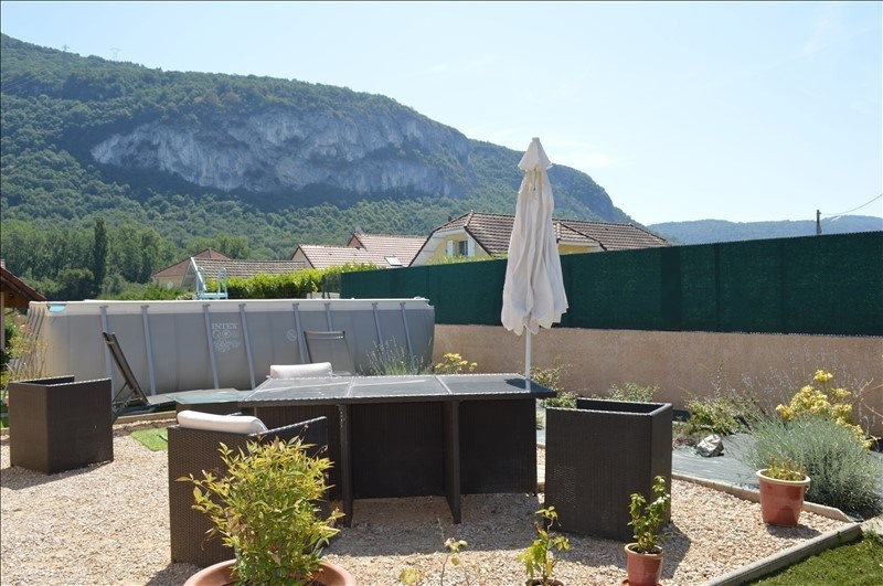 Vente maison / villa Yenne 250000€ - Photo 2
