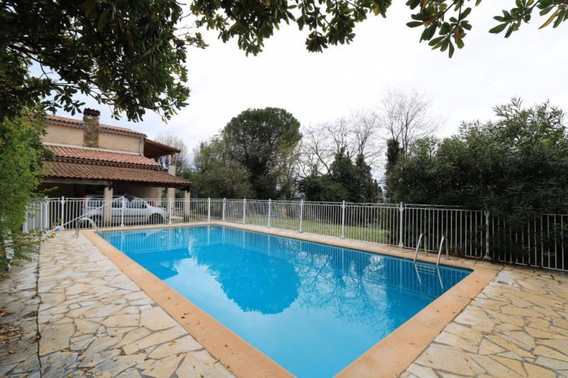 Vente de prestige maison / villa Contes 554000€ - Photo 1