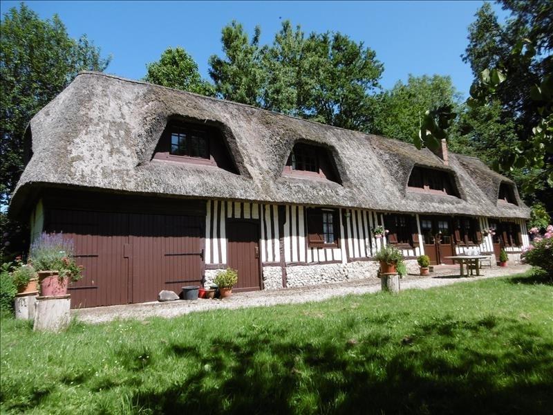 Sale house / villa Ancourteville sur hericour 219000€ - Picture 1