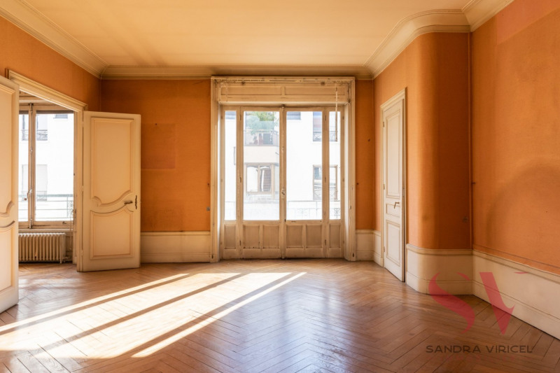 Deluxe sale apartment Lyon 6ème 1185000€ - Picture 8