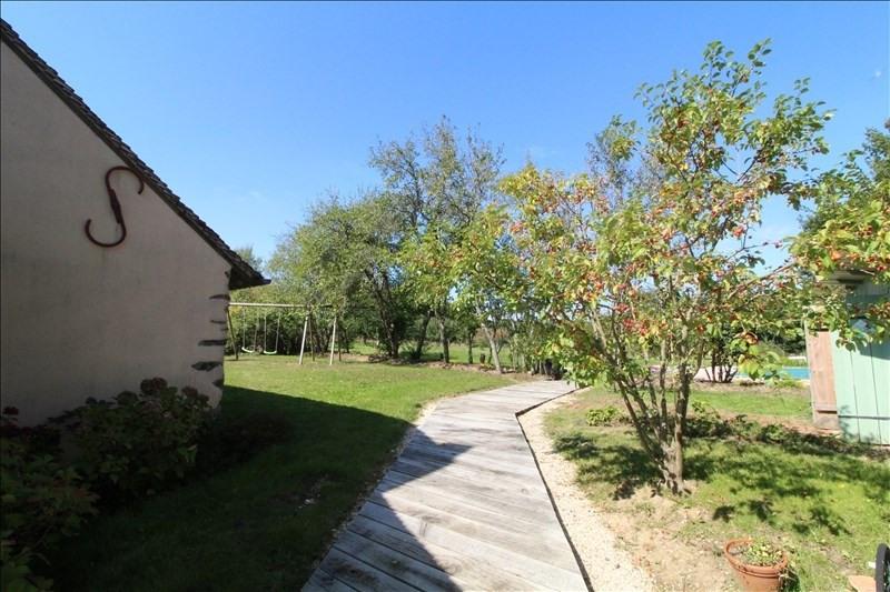 Vente maison / villa Fontaines 171000€ - Photo 2