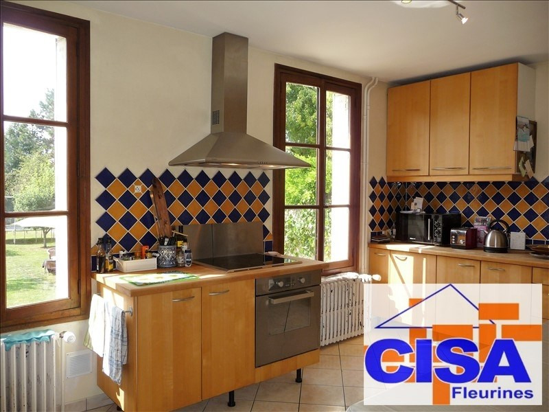 Sale house / villa Fleurines 299 500€ - Picture 5