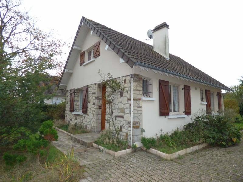 Revenda casa Villers-sur-mer 296800€ - Fotografia 1
