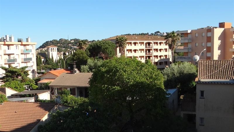 Vacation rental apartment Cavalaire sur mer 550€ - Picture 1