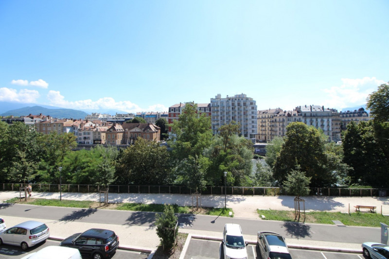 Rental apartment Grenoble 595€ CC - Picture 1