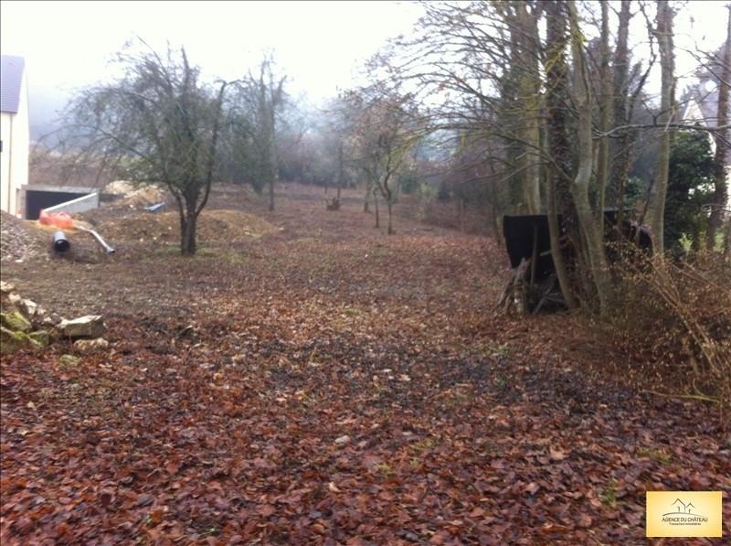 Revenda terreno Rosay 126000€ - Fotografia 1