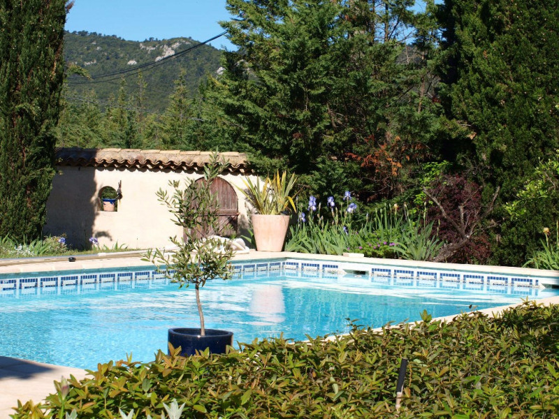Deluxe sale house / villa Rognes 597 000€ - Picture 2