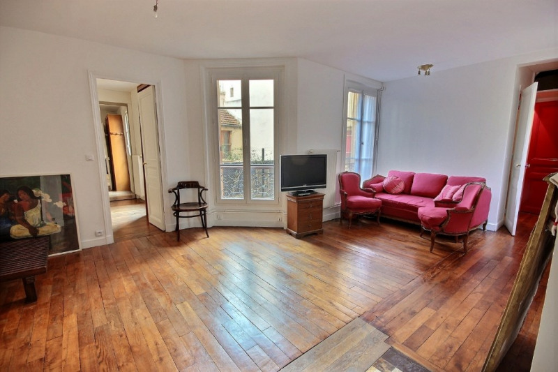 Vente appartement Levallois perret 440 000€ - Photo 1
