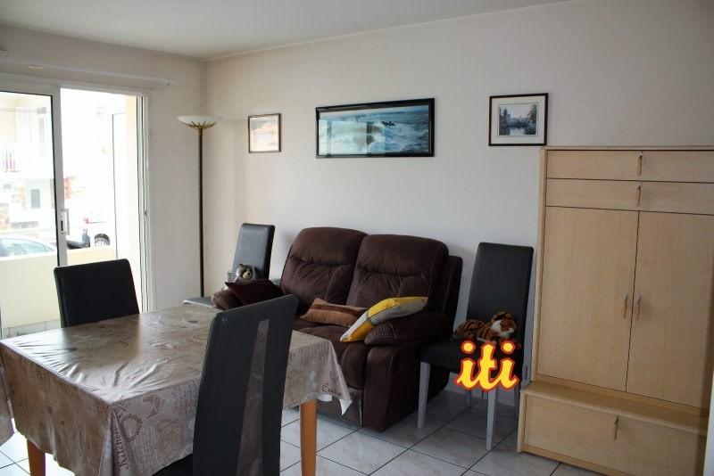 Vente appartement Les sables d olonne 158000€ - Photo 1