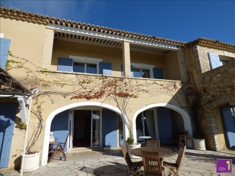 Immobile residenziali di prestigio casa Uzes 1150000€ - Fotografia 13