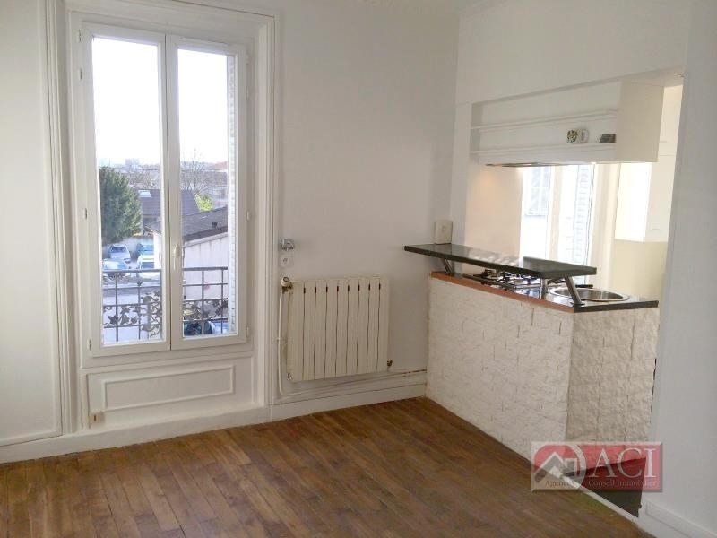 Investment property apartment Montmagny 110000€ - Picture 1