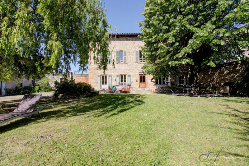 Deluxe sale house / villa Anse 695 000€ - Picture 1