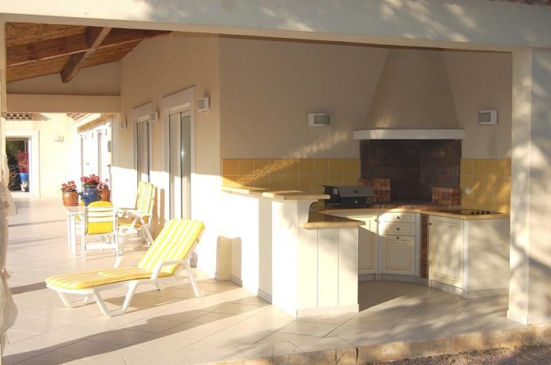 Vente de prestige maison / villa Les adrets 960000€ - Photo 3