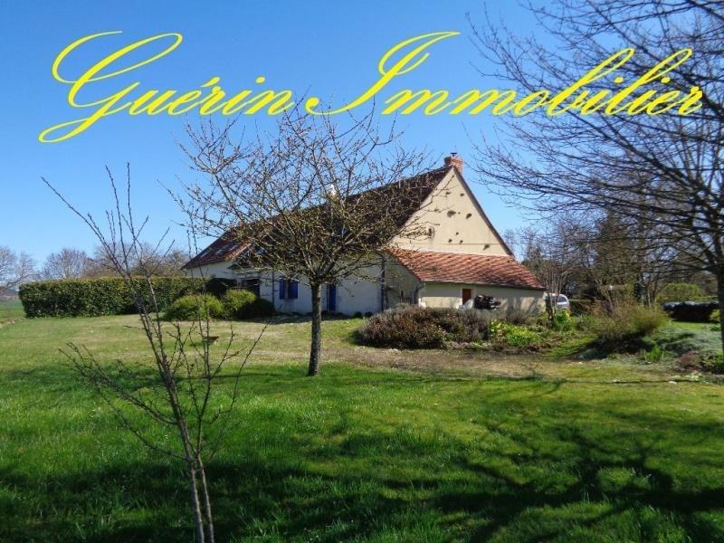 Sale house / villa Montigny aux amognes 175000€ - Picture 1