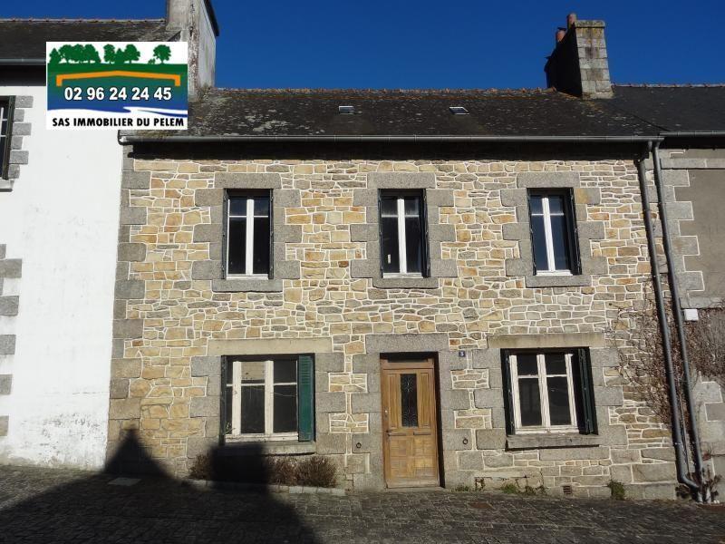Sale house / villa St nicolas du pelem 34800€ - Picture 1