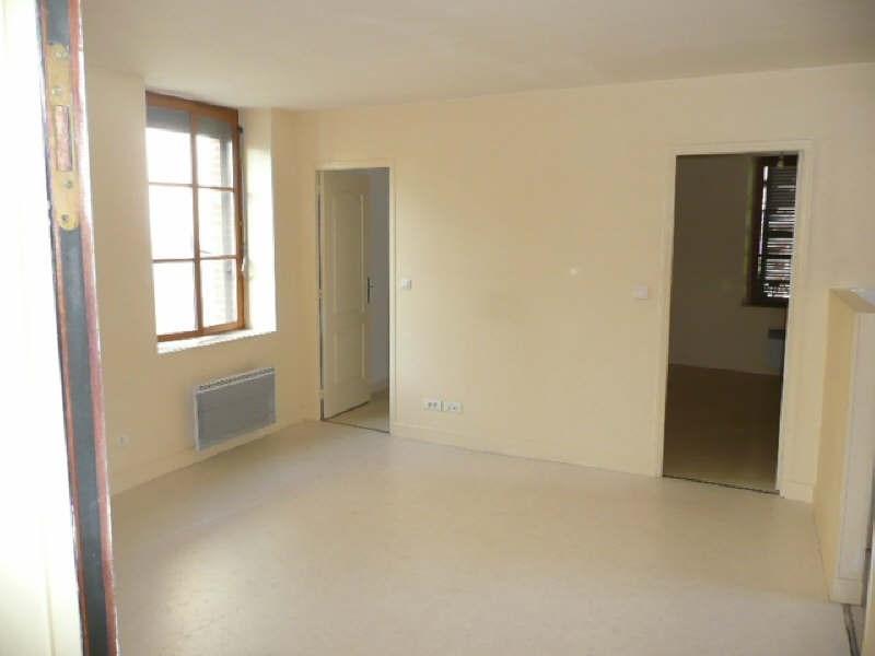 Location maison / villa Aubigny sur nere 424€ CC - Photo 1