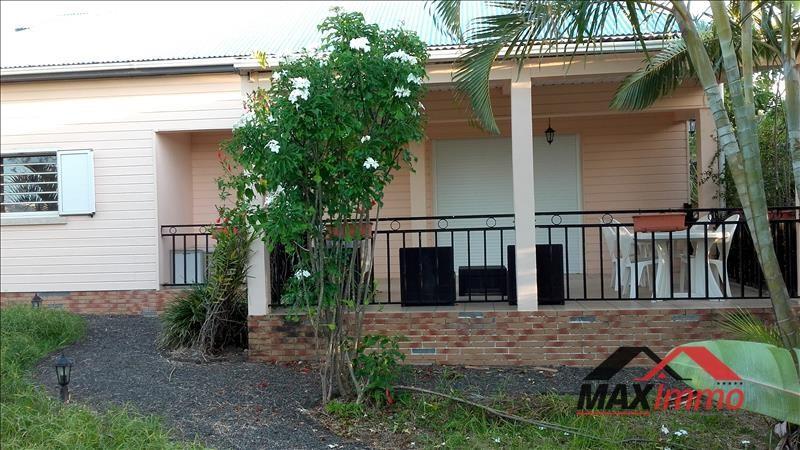 Vente maison / villa Sainte anne 242000€ - Photo 1