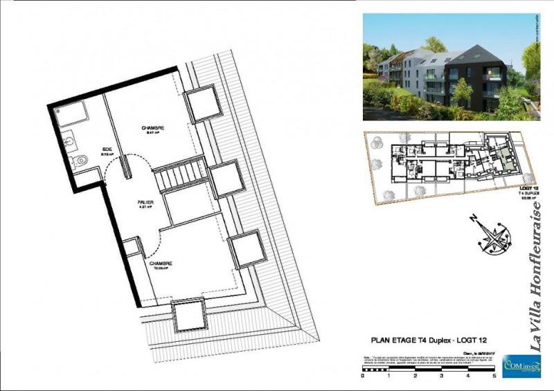 Vente appartement Honfleur 162750€ - Photo 14