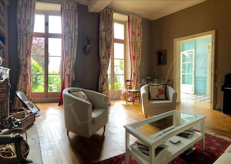 Deluxe sale house / villa Senlis 1960000€ - Picture 7