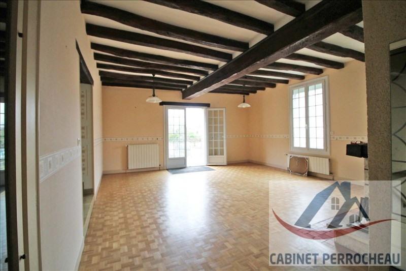 Sale house / villa La chartre sur le loir 94350€ - Picture 2