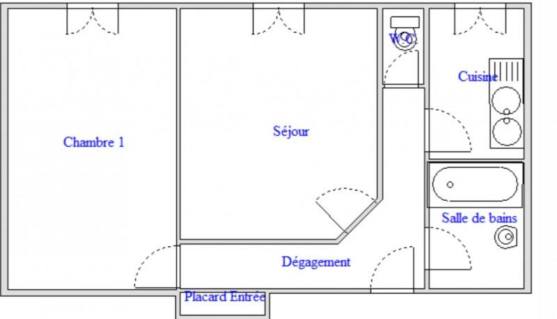 Location appartement Asnières-sur-seine 993€ CC - Photo 4