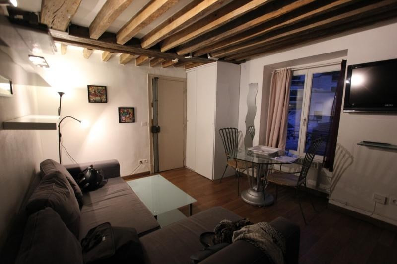 Rental apartment Paris 14ème 1 150€ CC - Picture 1