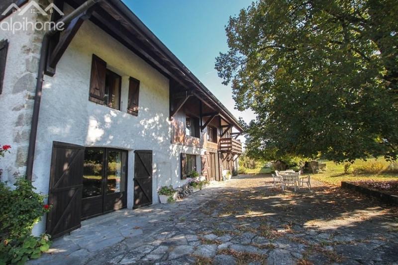 Deluxe sale house / villa Arenthon 1300000€ - Picture 3