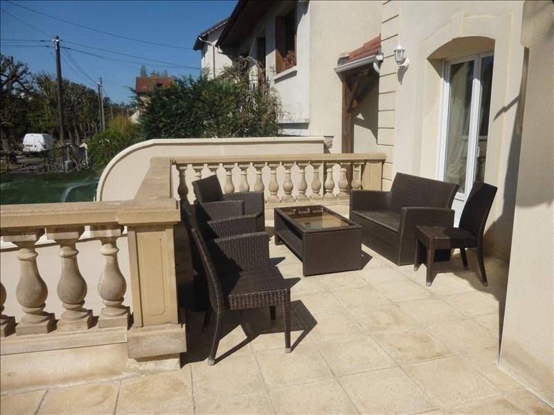 Vente maison / villa St brice sous foret 865000€ - Photo 2