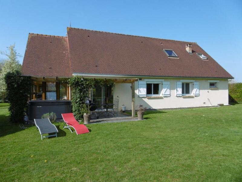 Sale house / villa Montmain 279000€ - Picture 2