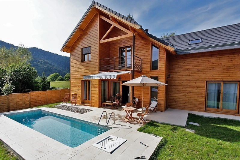 Verkauf von luxusobjekt haus Le sappey-en-chartreuse 595000€ - Fotografie 1