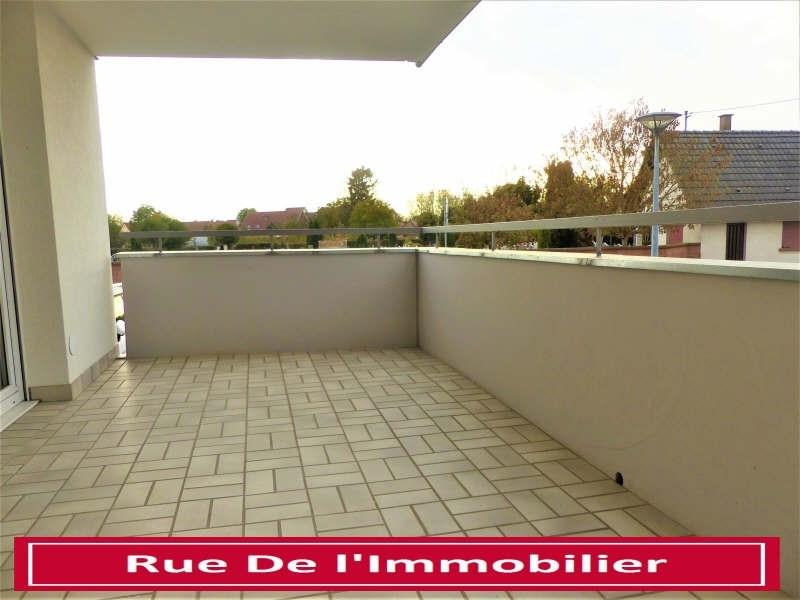 Sale apartment Oberhoffen sur moder 117000€ - Picture 1