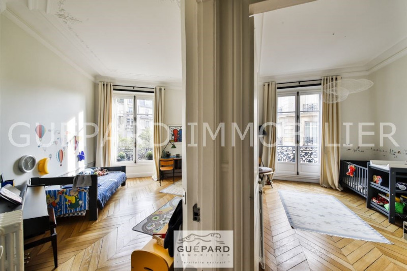 Deluxe sale apartment Paris 17ème 2 790 000€ - Picture 4