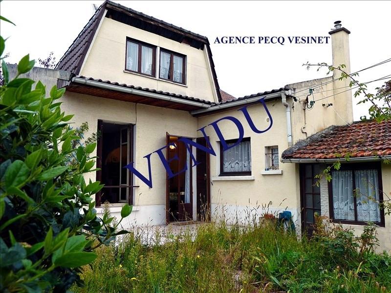 Vente maison / villa Le pecq 344000€ - Photo 1