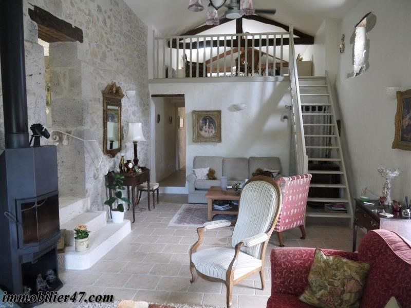 Vente maison / villa Prayssas 215 000€ - Photo 3