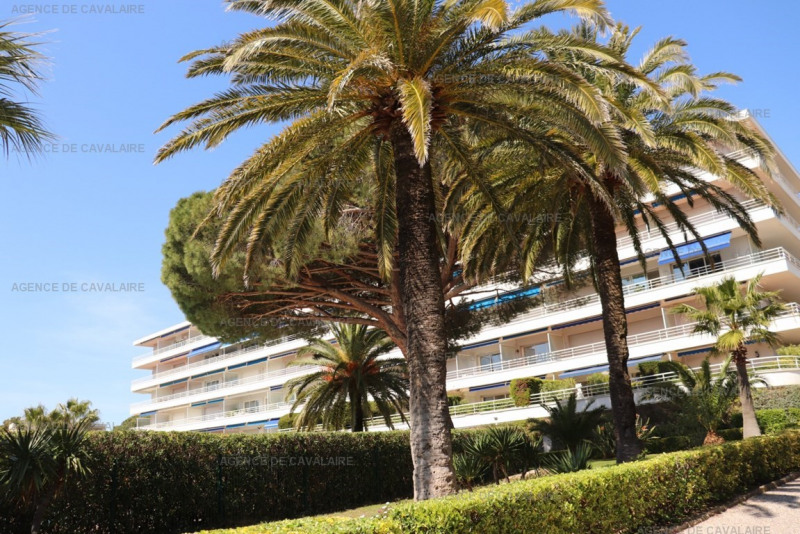 Vacation rental apartment Cavalaire sur mer  - Picture 6