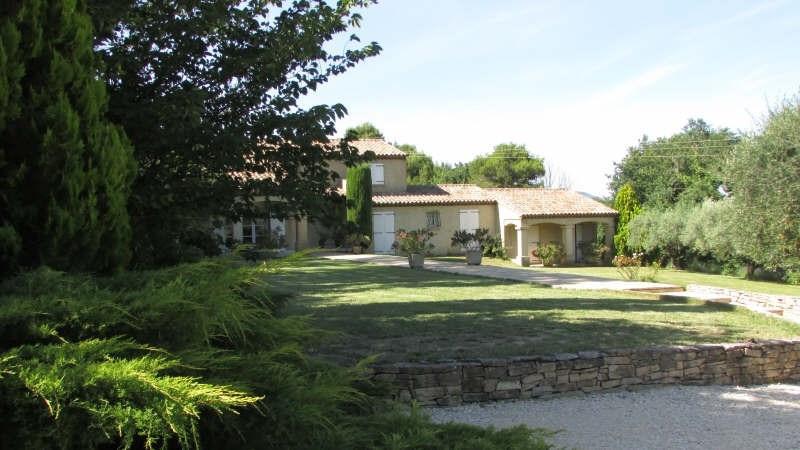 Vente de prestige maison / villa Bourg-saint-andéol 670000€ - Photo 3