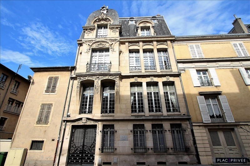 Deluxe sale apartment Nancy 665 000€ - Picture 1