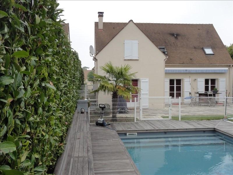Vente maison / villa Montfort l amaury 630000€ - Photo 2