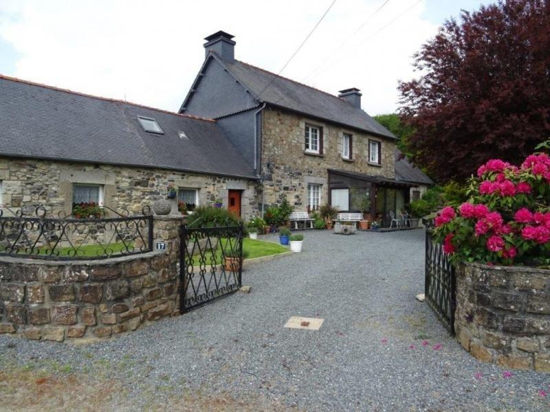 Vente maison / villa Bourbriac 225000€ - Photo 1